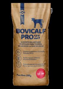 Empaque de Bovicalf Pro 25